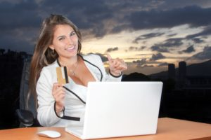 Business Credit Card Online